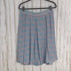 Size XL LuLaRoe Madison Skirt